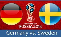 پیش بازی آلمان:سوئد